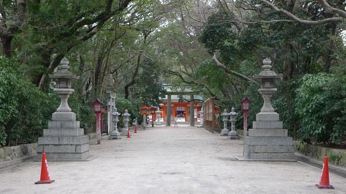 住吉神社  博多 4