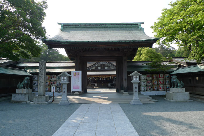 福岡県 宗像大社 11