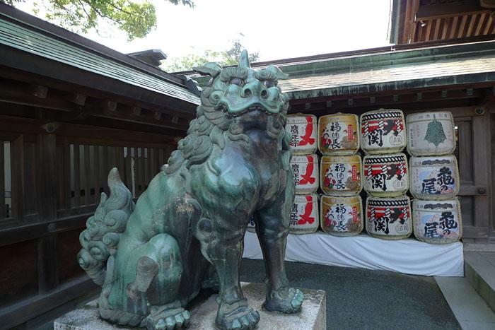 福岡県 宗像大社 12