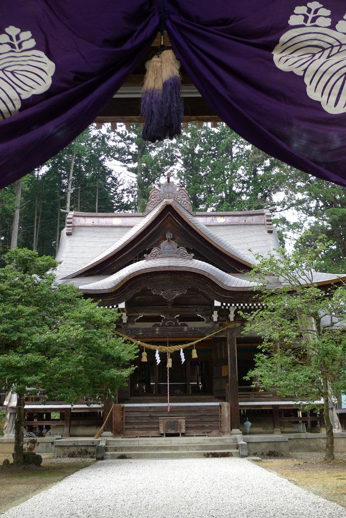 新宮神社  例祭 8