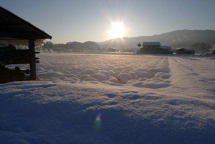 雪景色 2013 冬 2