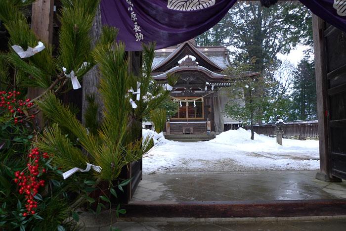 新宮神社 初詣 2014