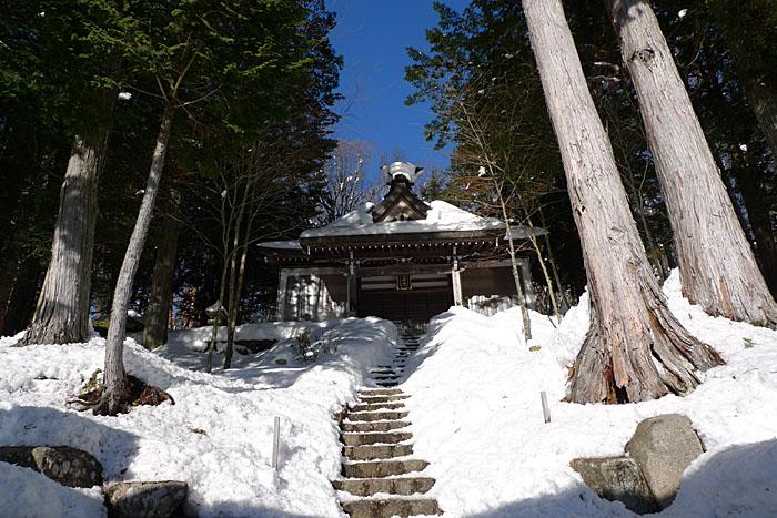 六厩 白山神社 2