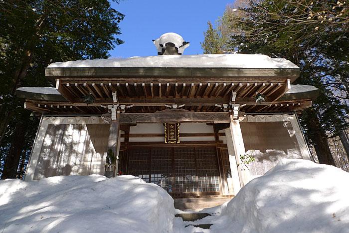 六厩 白山神社 3
