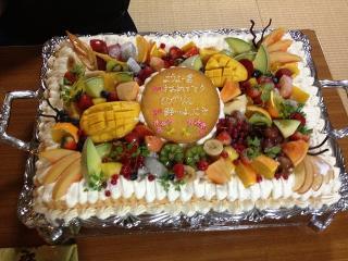 0854民宿ケーキ