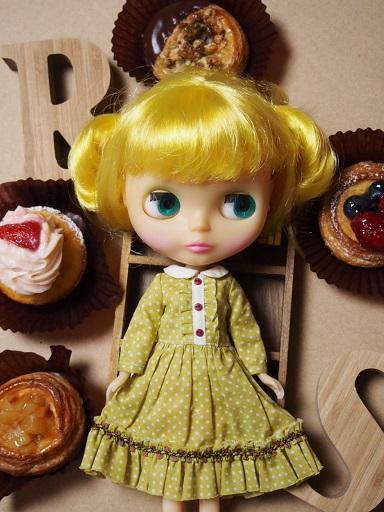 小っちゃいケーキ