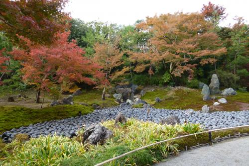 庭園(紅葉)