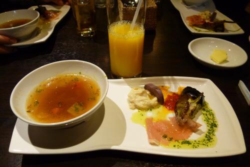 ランチ(前菜)