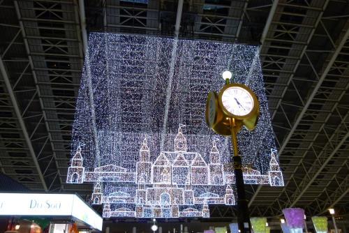 大阪駅(イルミネーション)