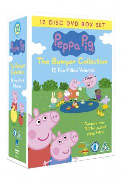 2013.5DVD Peppa Pig