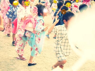 2013.7yun幼稚園夏まつり