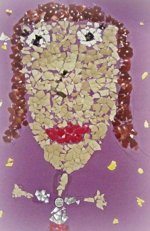 2013.7絵画教室卵の殻