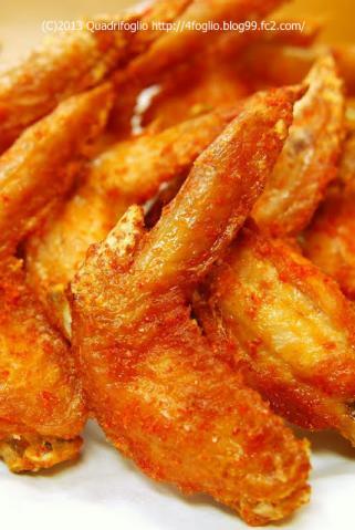阿波尾鶏の手羽先・から揚げ「いずみ」