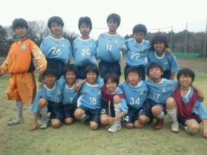 【Forza!! Junior Soccer League 2012 U11】 青葉FC 5年生 祝!優勝 /少年サッカー