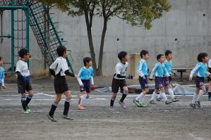 【2012ドリームカップ】 青葉FC U9 敢闘賞おめでとう!