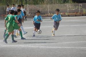 2013年度第45回横浜国際チビッ子サッカー大会|青葉FC SL|@すすき野小学校|少年サッカー