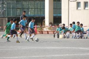 2013年度第45回横浜国際チビッ子サッカー大会 青葉FC SL @すすき野小学校 少年サッカー