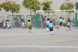 【2013年度 第40回 横浜市春季少年サッカー大会】青葉FC LLホワイト@すすき野小学校|少年サッカー