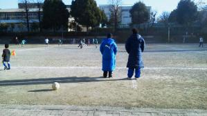 【2012年度】 土曜日の全体練習!