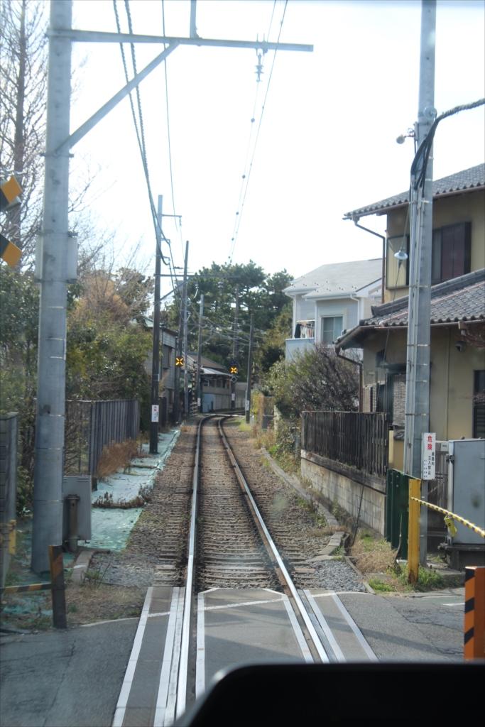途中区間(鎌倉-和田塚)
