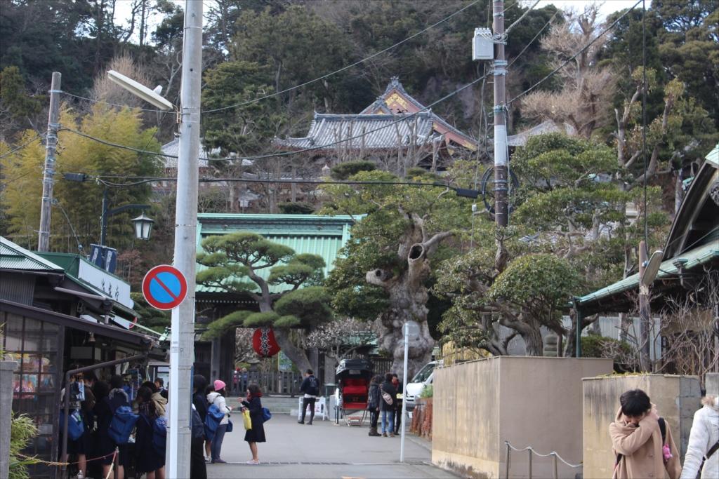 長谷寺の参道から_1