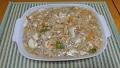 お豆腐と野菜のあんかけ 20180906