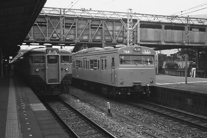 第9回川崎駅_普通列車