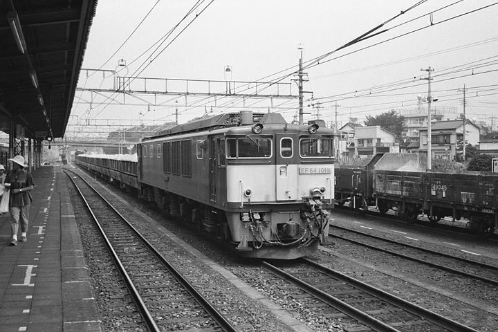 第10回石灰石列車_拝島駅