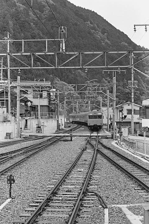 青梅線_奥多摩駅