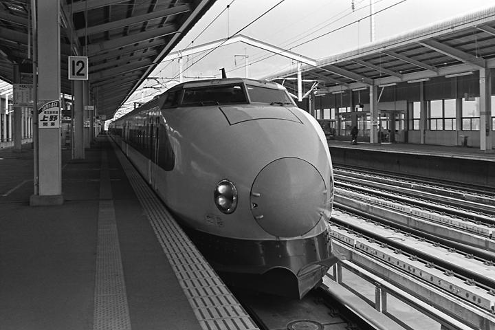 600318東北新幹線200系_郡山駅