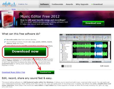 Music Editor Free ダウンロード