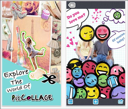 PicCollage 写真コラージュ