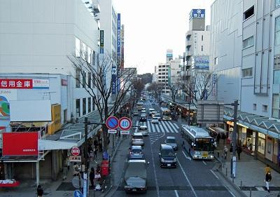 2013年末の横須賀
