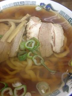 麺処 あべ 極太麺