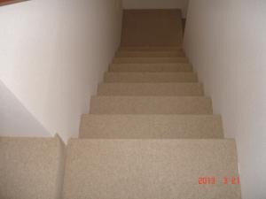 シンコール シードSD-4044ベージュ色(階段)