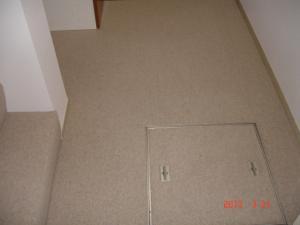 シンコール シードSD-4044ベージュ色(玄関・廊下)
