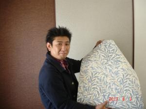 ウォールスタイリスト福澤氏