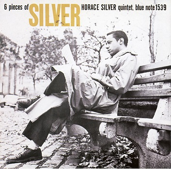 Horace Silver 6 Pieces Of Silver Blue Note BLP 1539