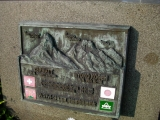 JR妙高高原駅 マッターホルンの鐘 説明