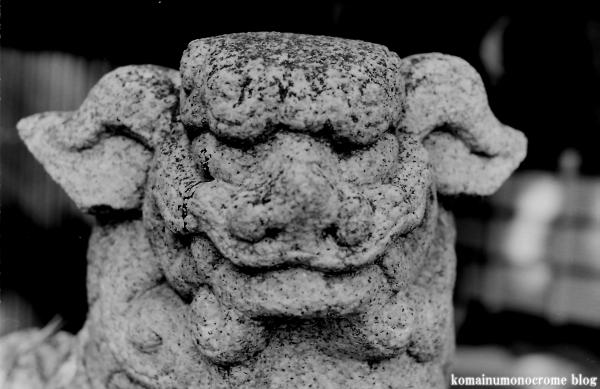 中井神社(大阪市東住吉区針中野)6