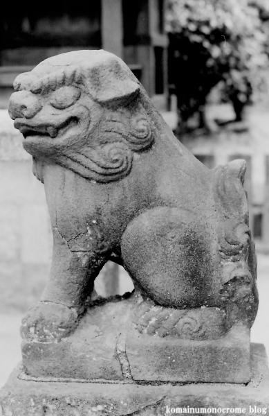 中臣須牟地神社(大阪市東住吉区住道矢田)5