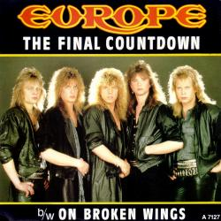 Europe - The Final Countdown1