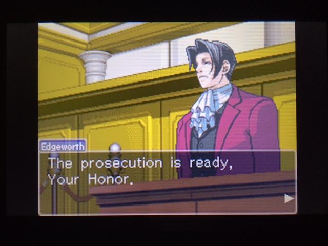 逆転裁判 北米版 パワーズ法廷1-3