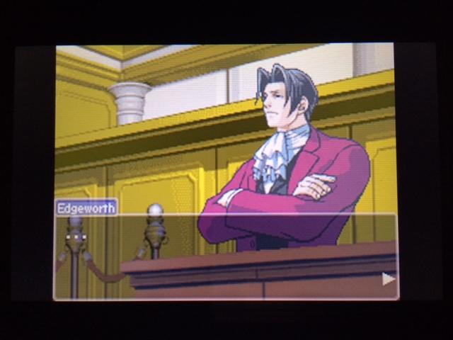 逆転裁判 北米版 オールドバグ証言48