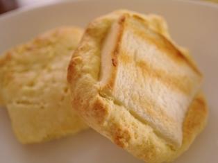 食パンとホットケーキミックスで簡単メロンパン06