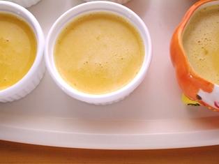かぼちゃの豆乳プリン05