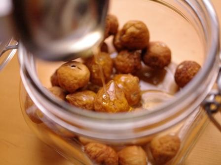 ドライフィグの蜂蜜フルブラ02