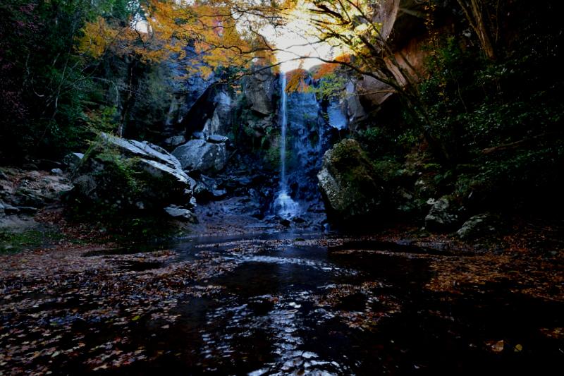 銚子の滝 (香川県 小豆郡 小豆島)