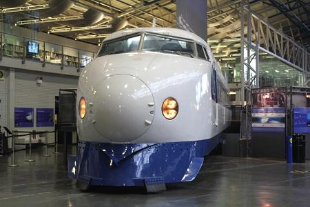 0系新幹線 22-141 (イギリス国立鉄道博物館) - Neko Transport Museum