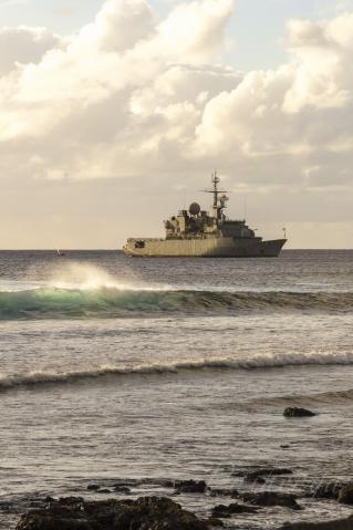 フランス艦プレリアル